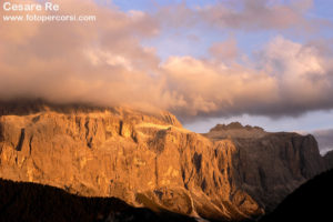 Il Sella nelle Dolomiti